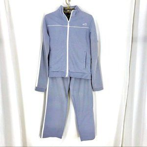 Horny Toad Track Suit, Jacket/Pant Blue SMALL